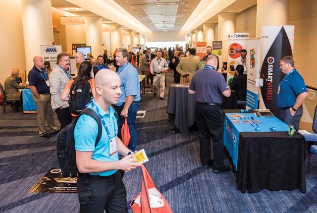Photo of the Fleet Safety Conference courtesy of Chris Wolski.