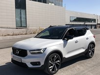 2018 XC40 Launches Volvo's Small Vehicle Strategy