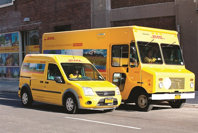 To help manage its alternative-fuel fleet, particularly hybrid and electric vehicles, DHL is using telematics to configure the best routes most fitting for each type of drivetrain.