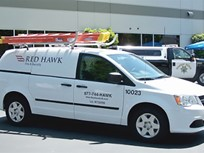 Red Hawk Fire & Security Bolsters its Safety Program