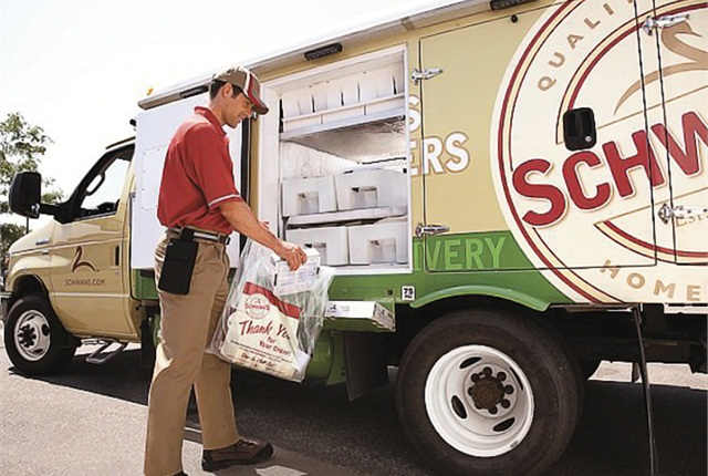 Photo courtesy of Schwan's Home Service.