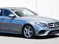 Mercedes-Benz Shows Fleet Managers E-Class Safety Tech