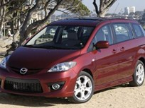 Mazda5 Receives NHTSA Five-Star Crash Test Ratings