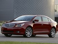 2010 Buick LaCrosse Named IIHS Top Safety Pick