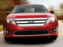 Ford Fusion Named <i>MOTOR TREND</i> Car of the Year