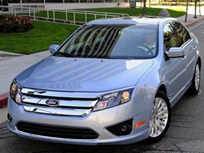 Ford Fusion Hybrid Draws 41-MPG Rating