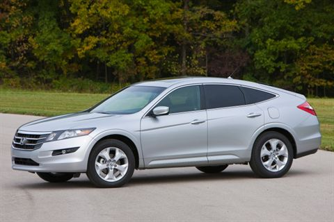 Honda To Launch New 2010 Accord Crossover Top News Leasing Top News Fleet Financials
