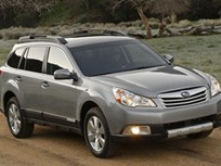 Subaru Outback Named 2010 Sport/Utility of the Year