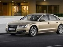 Revealed: 2011 Audi A8