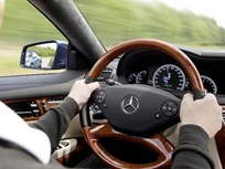 Mercedes-Benz Debuts New Active Safety Technology