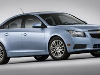Chevrolet's Cruze Eco Promises Fuel Efficiency