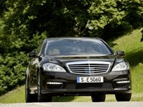 2011 Mercedes-Benz S 63 AMG Gets 571-hp 5.5L V-8 Biturbo