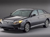 Toyota Reveals Redesigned 2011 Avalon