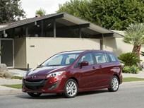 2012 Mazda5 Starts at $19,990 MSRP