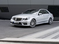 Mercedes Shows the 2012 E63 AMG