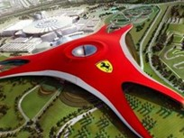 Ferrari World Abu Dhabi Set to Open in 2010