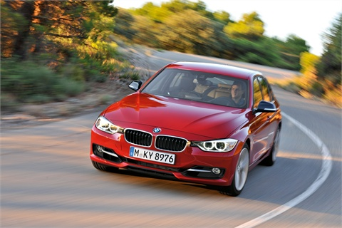 The Sport Line edition of the new 3 Series Sedan.
