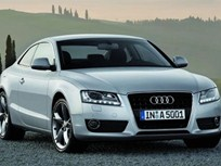 Audi A5 Named 2010 'Best Resale Value Award' Luxury Car