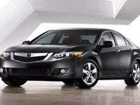 All-New 2009 Acura TSX