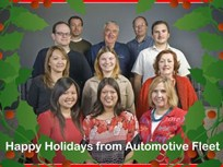 Season's Greetings from <i>Automotive Fleet</i>