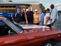 ARI Hosts 5th Annual Custom Car Show, Honors Veteran with Restored Muscle Car