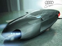 Top 2009 News: Audi Shark Concept Car Competition Winner