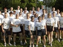 Donlen Participates in 2009 Chase Corporate Challenge