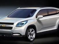 Chevrolet Orlando Show Car Signals Entry into New Segment for the Brand