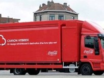 Coke Tests Hybrid Truck in Europe