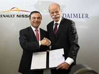 Daimler, Nissan, Renault to Cooperate on Commercial Vehicles