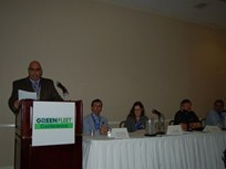 LeasePlan USA's Betz Moderates Best Practice Sharing Panel at Green Fleet Conference