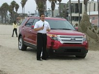 Ford Unveils All-New 2011 Ford Explorer