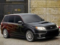 Subaru to Unveil Forester XTI Concept at SEMA