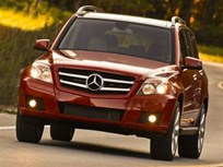 Incentive Offered for All-New Mercedes-Benz GLK350