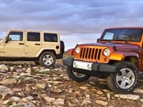 Chrysler Reveals Images of 2011 Jeep Wrangler