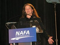 Vigneau to Lead NAFA Education Efforts