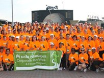 More than 150 LeasePlan USA Employees Participate in Kaiser Permanente Corporate Challenge