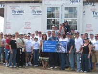 LeasePlan USA Participates in NAFA Habitat for Humanity Project