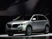 New 2011 Lincoln MKX Delivers Best-in-Class Power, Torque & Fuel Economy