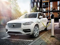 Volvo Updates XC90 Plug-In Hybrid's Performance