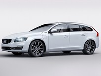 Volvo Unveils Plug-In Hybrid V60 Model