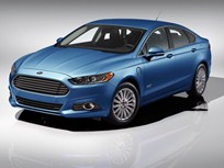 Ford Fusion Hybrid, Energi Price Falls for 2016-MY