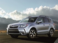 Subaru Adds Security Options to 2016 Forester