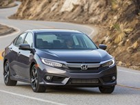 Honda Civic Redesigned for 2016