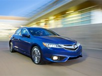 Acura ILX Draws Top Safety Score