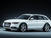 2013 Audi allroad Wins 'Active Lifestyle Vehicle of the Year' Award