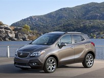 GM Says 2013 Buick Encore to Get EPA-Rated MPG of 28 Combined