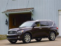 Infiniti QX56 Takes Top Honors in AutoPacific Vehicle Satisfaction Awards