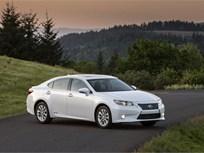 2014 Lexus ES 300h Hybrid Receives 40 mpg