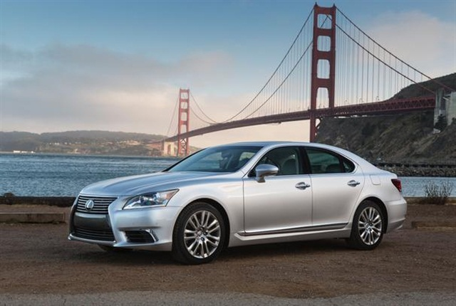Photo courtesy of Lexus.